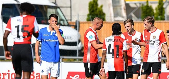 Foto: 'Oude bekende wil zich laten verhuren aan Feyenoord'
