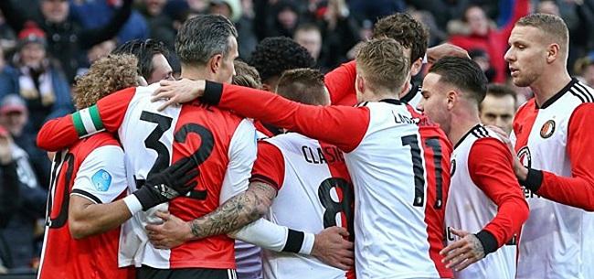 Foto: 'Feyenoord wil oude bekende in de zomer naar De Kuip halen'