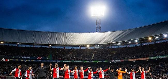 Foto: Feyenoord neemt duidelijke stelling in na overnamebericht