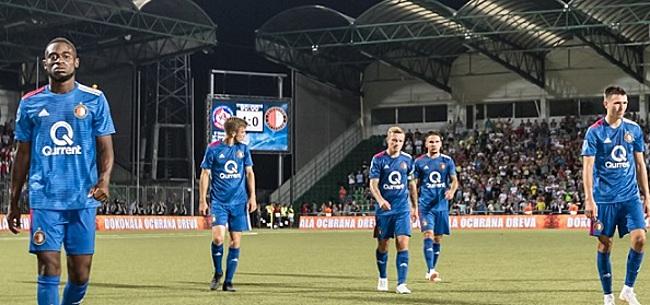 Foto: Feyenoord en Vitesse doen dramatische zaken voor Nederland op UEFA-lijst