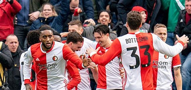 Foto: 'Feyenoord stelt duidelijke voorwaarde aan Eredivisie-clubs'