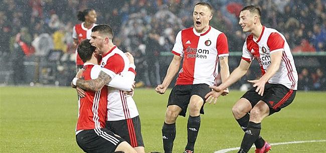 Foto: 'Feyenoord-trio kan in de zomer voor miljoenen verkassen'