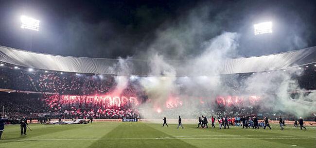Foto: 'Joodse mensen die veel van Feyenoord houden, komen er niet meer'