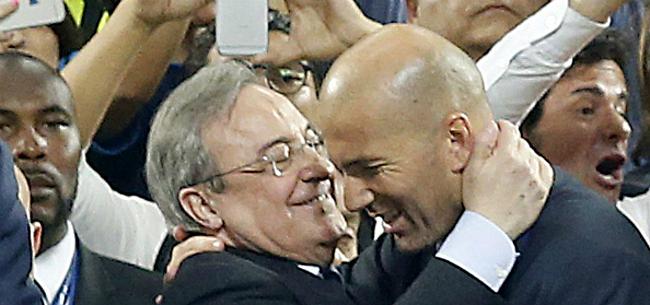 Foto: Pérez blijft aan de macht bij Real Madrid