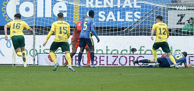 Foto: KNVB Beker-duel tussen Feyenoord en Fortuna mogelijk afgelast