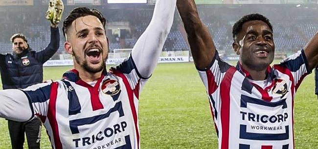 Foto: 'Ik ben superfit en kan voor elke club in de Eredivisie van waarde zijn'