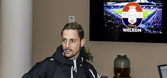 Foto: 'Willem II-spits Fran Sol heeft nieuwe club al bepaald'
