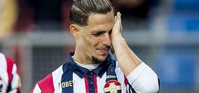 Foto: Excelsior naar Willem II: 'Wij liggen niet wakker van Fran Sol'