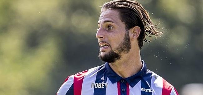 Foto: 'Willem II klopt mogelijk weer aan in Alkmaar en hoopt op Sol'