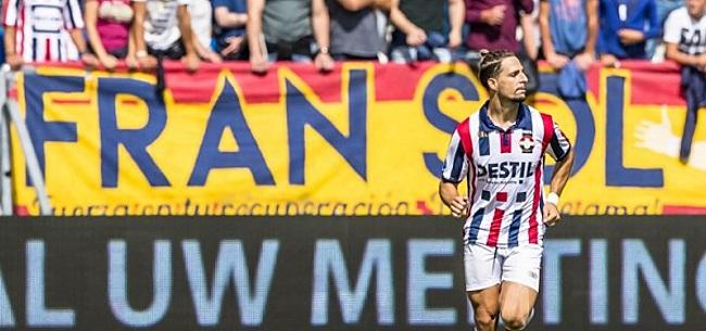 Foto: De 11 namen bij Willem II en Excelsior: bezoekers liggen niet wakker van Sol