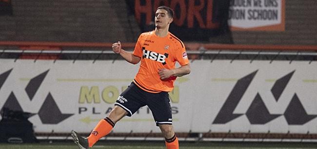 Foto: Officieel: Feyenoord strikt Antonucci, verhuurt hem aan Volendam