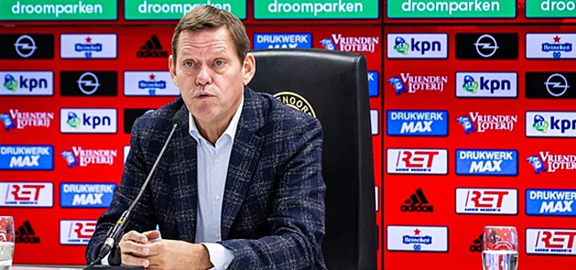 Foto: 'Feyenoord weet wat het moet betalen voor nieuwe spits'