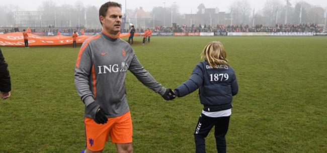 Foto: 'De Boer betaalt 9 miljoen en doet Ajax transferbelofte'