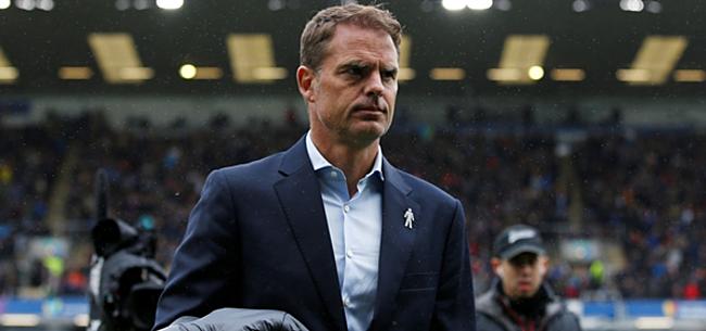 Foto: 'Verrassende nieuwe baan voor Frank de Boer'