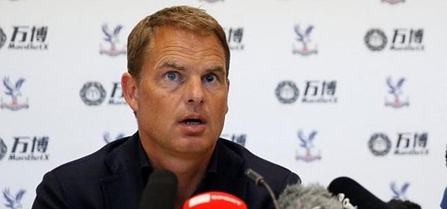 Foto: De Boer schakelt na Cillessen door naar nieuwe keeper