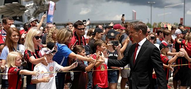 Foto: Frank de Boer deelt waarschuwing uit aan Ajax-fans