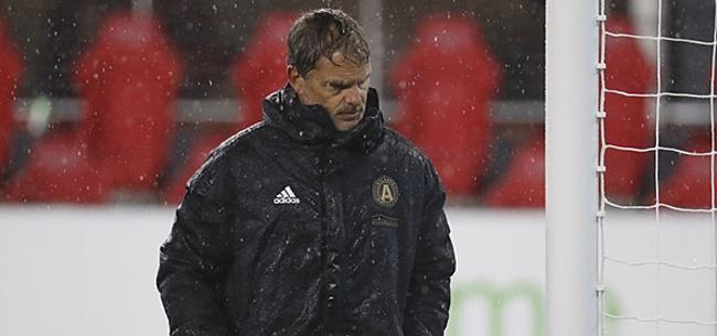 Foto: Atlanta United en De Boer uitgeschakeld ondanks overwinning