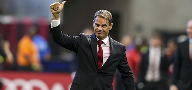 Foto: Oud-speler Inter maakt De Boer met de grond gelijk