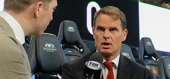 Foto: Geen zorgen voor De Boer: