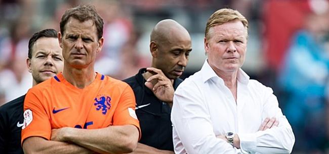 Foto: 'De Boer en Bosz vechten om baantje als coach'