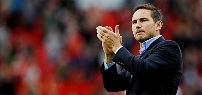 Foto: Kopzorgen voor Lampard: ziekenboeg raakt overvol