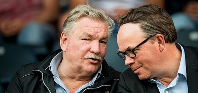 Foto: FC Utrecht-eigenaar komt met vier doelstellingen