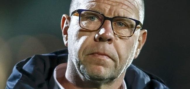 Foto: Grim niet onder de indruk van Twente: