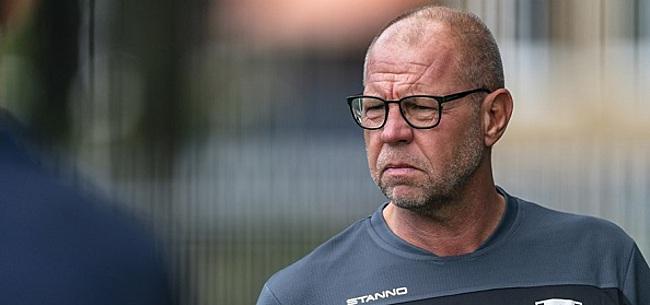Foto: RKC niet blij met Ajax-uit: