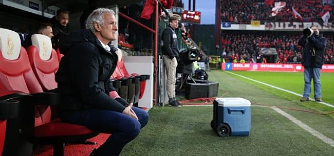 Foto: 'Rutten verloor respect spelers al na één week door racistische opmerking'