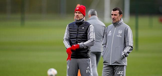 Foto: 'Arsenal stelt absolute voorwaarde aan nieuwe coach'
