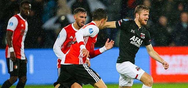 Foto: 'Feyenoord strijdt met AZ om eerste aanwinst van 2020'