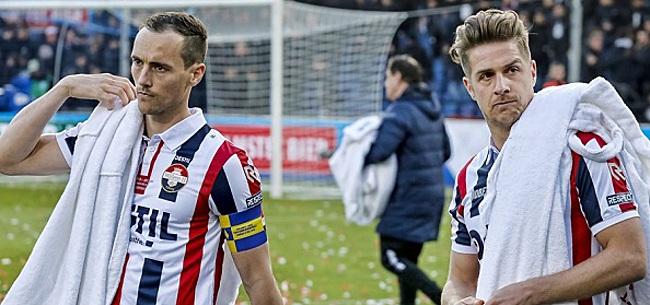 Foto: Hommeles bij Willem II: selectie accepteert maatregel niet