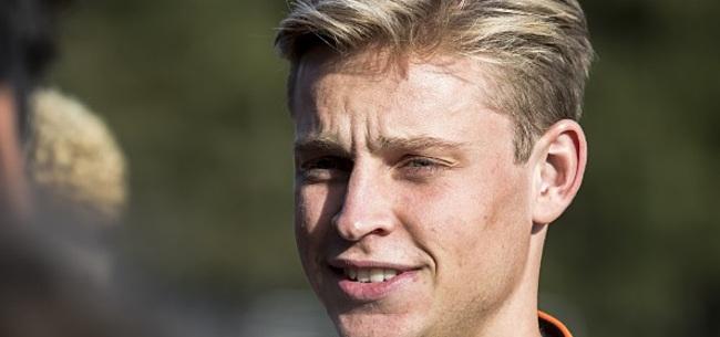 Foto: Frenkie de Jong is zéér duidelijk over transferplannen: