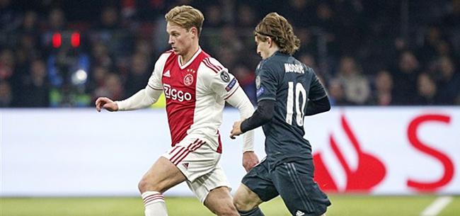 Foto: Ajax maakt selectie bekend voor Champions League-duel met Juventus