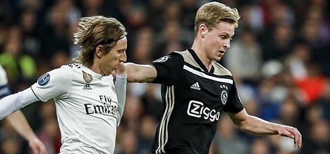 Foto: 'Modric stelt landgenoot teleur en blijft Real trouw'
