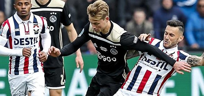 Foto: Frenkie de Jong spreekt zich uit: