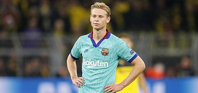 Foto: 'Waanzinnige beloning voor De Jong bij FC Barcelona'