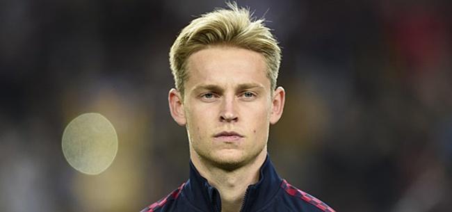 Foto: 'Barcelona: transfer om superduo met Frenkie de Jong te creëren'