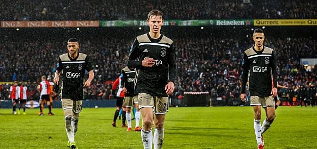Foto: 'Gio' onthult hoe hij Ajax met 6-2 wist te verslaan: 'Dat was cruciaal'