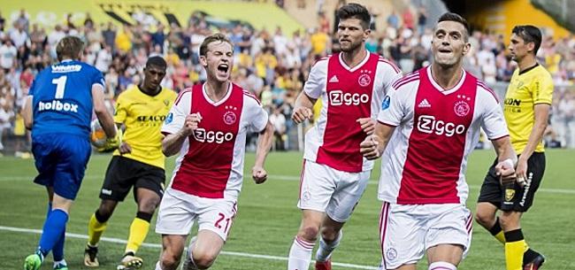 Foto: 'Franse topclub kweekt onrust bij Ajax met aanbieding'