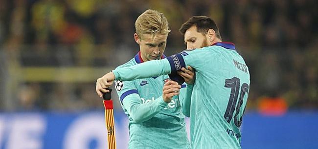 Foto: 'Barcelona heeft nieuwe coach al klaarstaan'