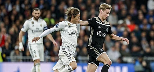 Foto: 'Ajax heeft dit seizoen al waanzinnig geldbedrag verdiend'