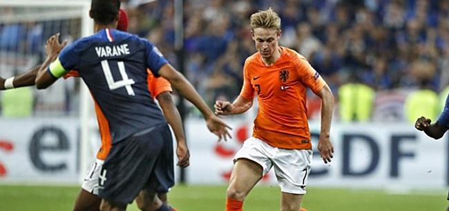Foto: 'Ze schieten in één keer door naar Oranje, dat houden we niet tegen'