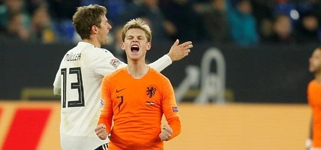 Foto: 'Barcelona kent de nieuwe club van Frenkie de Jong'