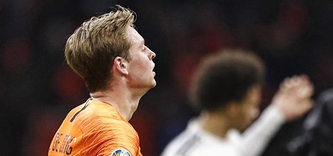 Foto: 'Ajax heeft opvolger Frenkie de Jong binnen: 12 miljoen euro'