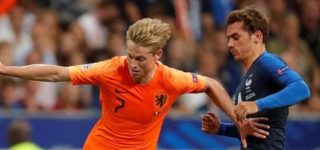 Foto: Directeur topvoetbal: 'Toen was ik weer ouderwets trots op Oranje'