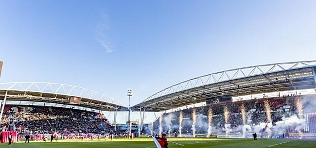 Foto: Boksbeugels en honkbalknuppel waren de druppel voor fans ADO en Utrecht
