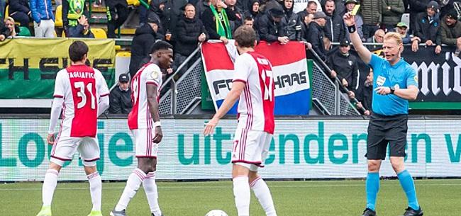 Foto: Ajax-watcher kritisch op Tagliafico: