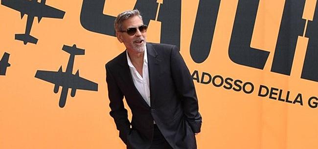 Foto: 'Groep rond Clooney gaat bekende voetbalclub kopen'