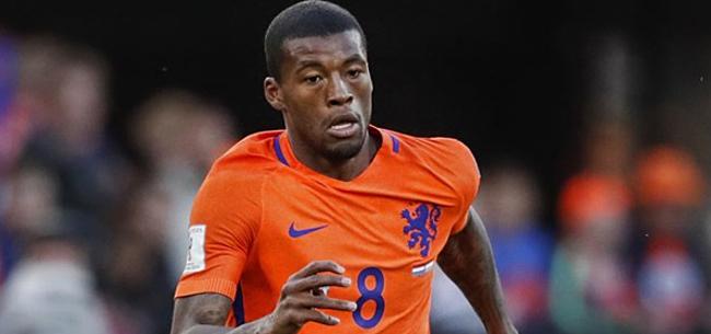 Foto: Wijnaldum tipt Feyenoord:
